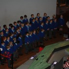 Choir on tour at the Great North Museum