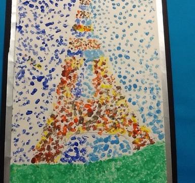 Georges Seurat!   St Peter's RC Primary School
