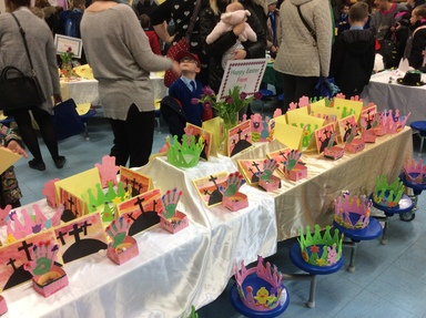 Easter Eggs-travaganza | St Peter's RC Primary School